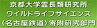 京都大学霊長類研究所ワイルドライフサイエンス(名古屋鉄道)寄附研究部門