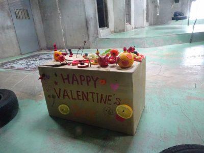 タロウへのバレンタイン